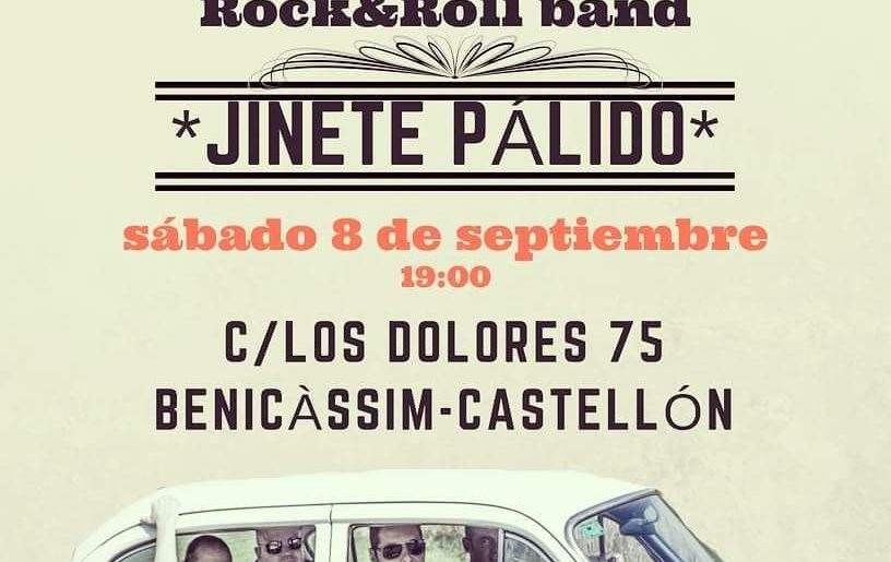 Concierto de Correcaminos Rock and Roll Band en Benicassim
